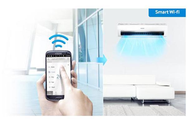 kiểm soát nhiệt độ bằng wifi